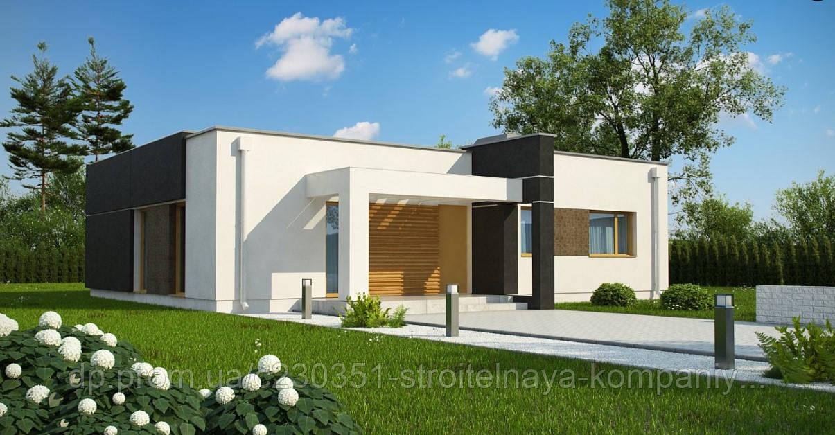 Проект дома uskd-25