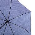 Жіночий парасольку Doppler автомат синій, фото 3