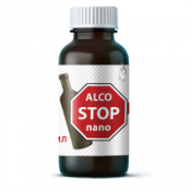 Аlco STOP nano - от алкоголизма, фото 1