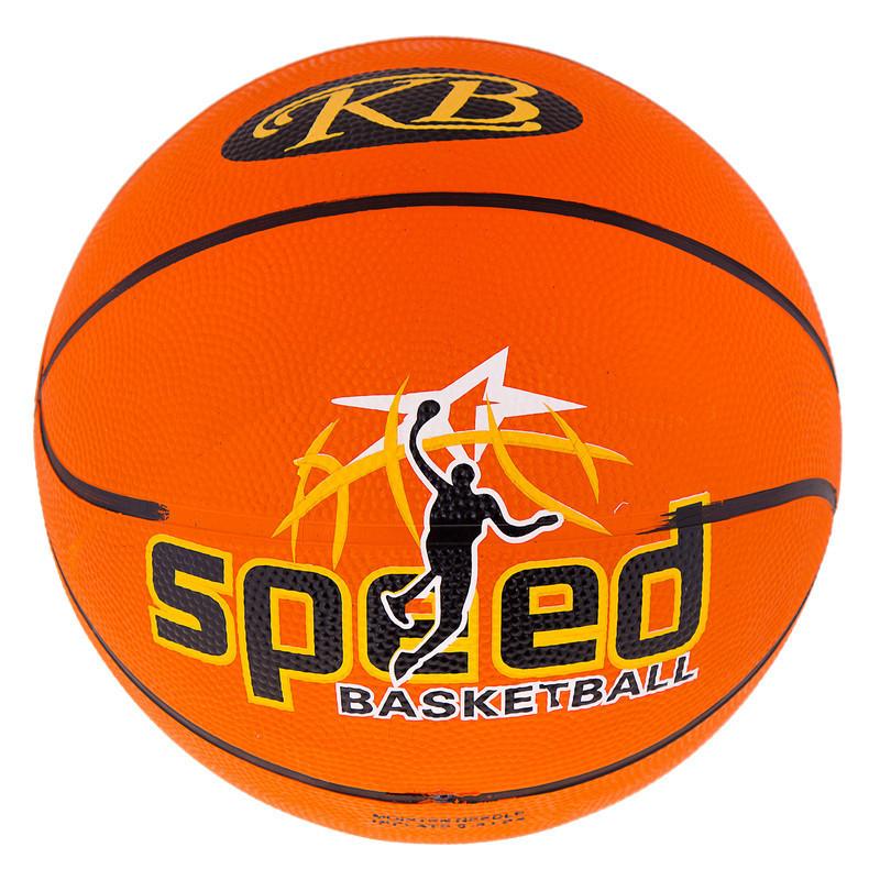 Мяч баскетбольный №5 резиновый Speed