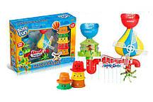 Игровой набор для купания Bath Fun Водопад Счастливый замок (2-9911-69889)