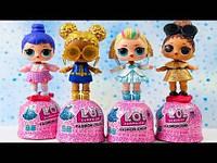 L.O.L. Surprise!! Fashion Crush Желейки ЛОЛ Краш Набор одежды для кукол ЛОЛ, фото 1