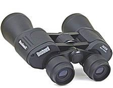 Бинокль с чехлом прорезиненный корпус 20 крат оптика для наблюдения Bushnell 20x50