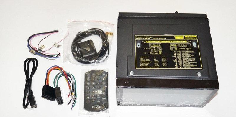 Автомагнитола 2DIN 6309-3 Android GPS DVD