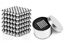 Неокуб конструктор головоломка  216 шариков 5мм в боксе Neocube