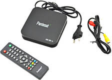 Цифровий Тюнер T2 приставка з переглядом YouTube HDMI USB 2.0 Pantesat HD-95