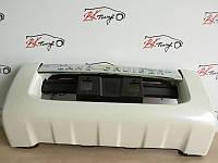 Накладка на бампер передняя для Toyota Land Cruiser 200 2012+
