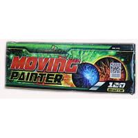 Moving Painter 120 shots