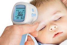 Термометр бесконтактный Детский инфракрасный градусник