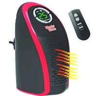 Портативный обогреватель дуйка керамический тепловентилятор с Пультом Wonder Warm 400 Вт