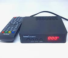 Цифровий Тюнер T2 приставка з переглядом YouTube HDMI USB 2.0 Pantesat HD-3820