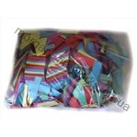 Конфети метафан 1 кг (разноцветные)