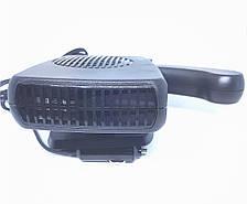 Автомобільний керамічний обігрівач салону авто Фен пічка від прикурювача Car Fann (703) 12В 150W