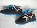 Подростковые кроссовки на девочку размеры 36- 39, фото 3