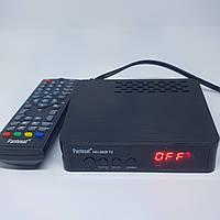 Цифровий ефірний Тюнер T2 приставка з переглядом YouTube HDMI USB 2.0 Pantesat (HD-3820)