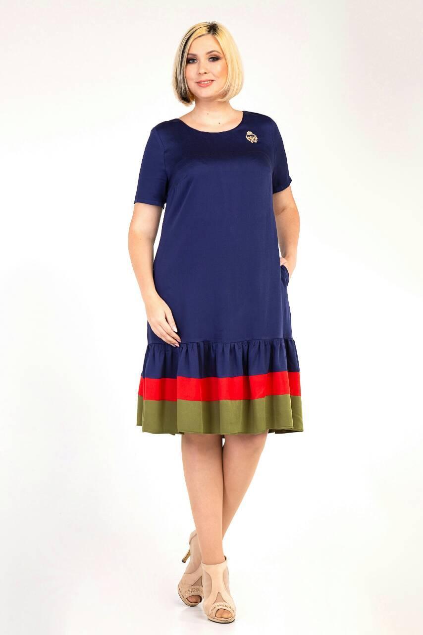 74099560a2d Повседневное платье большего размера. Повседневное платье большего размераВ  наличии. 340 грн