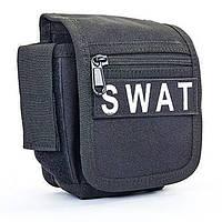 Сумка тактическая на пояс SILVER KNIGHT SWAT