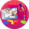 Рисуй водой - набор для детского творчества