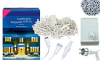 Новогодняя гирлянда Бахрома 500 LED, Белый холодный свет 24 м, 22,5W, фото 1