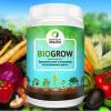BioGrow Plus – биоактиватор роста растений и рассады и перчатка Garden genie в подарок