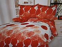 Комплект постельного белья односпальный жатка