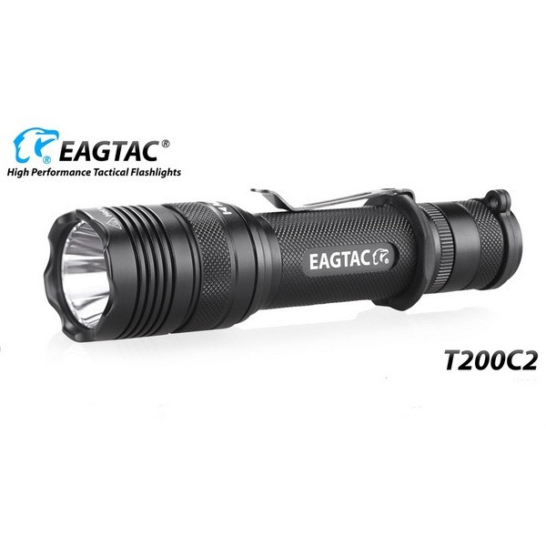 Фонарь Eagletac T200C2 XM-L2 U4 (1277 Lm)