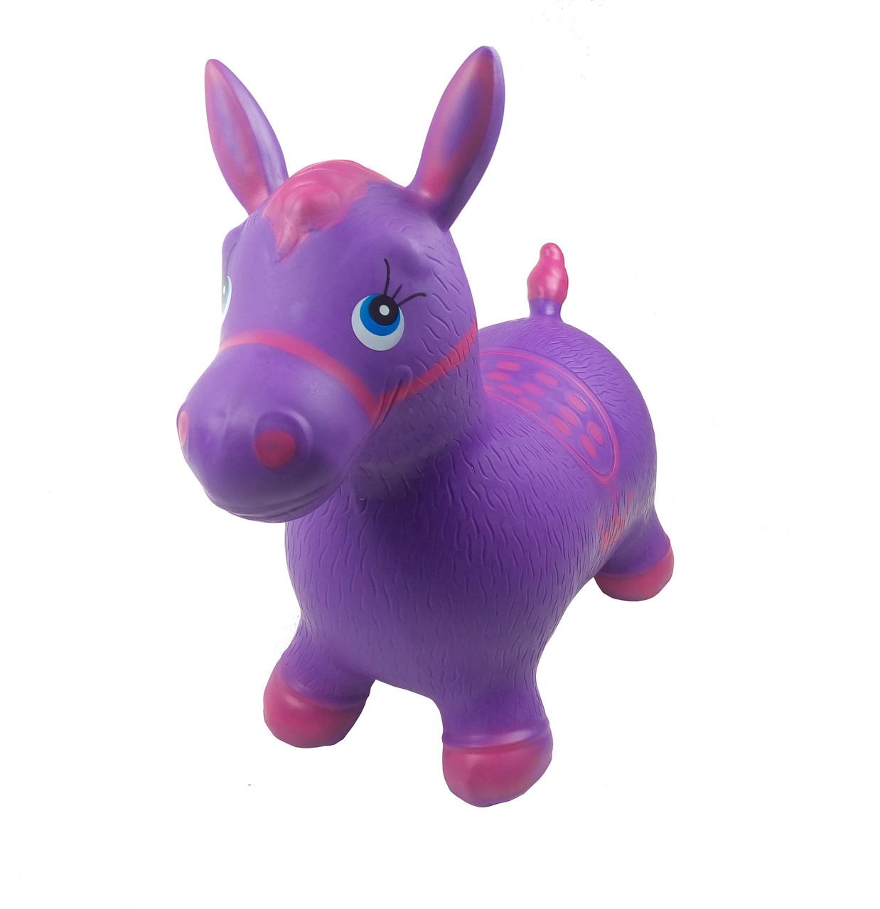 Прыгун-лошадка MS 0373Violet (Фиолетовый)