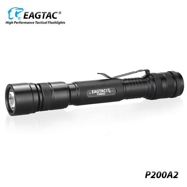 Фонарь Eagletac P200A2 High Power UV (365nm)