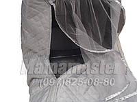 Зимний чехол-ветрозащита (зимник) на  коляску-люльку