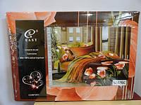 Купить подарочный постельный комплект дёшево, фото 1