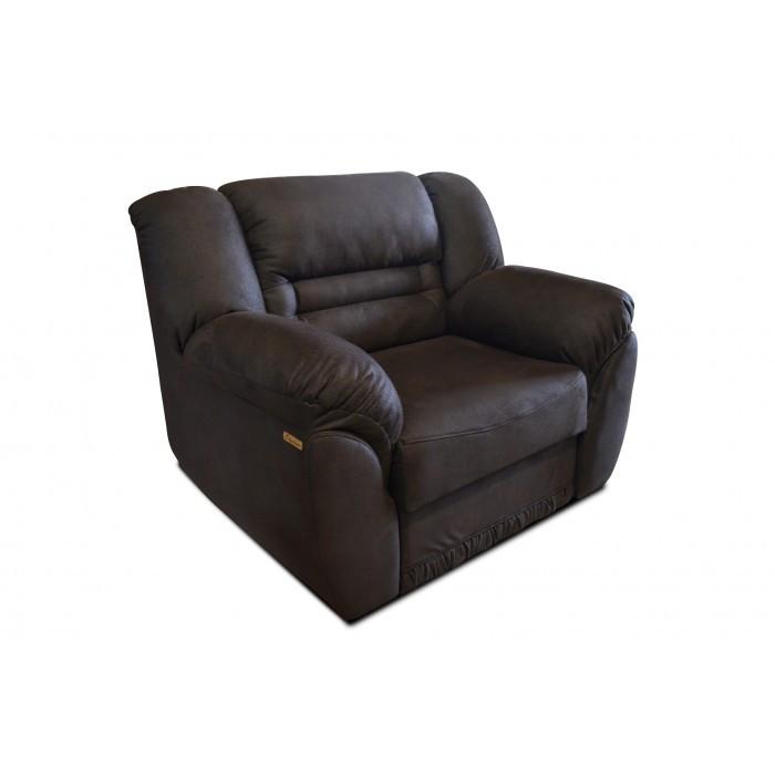 Кресло Хаммер (1,15 ящик) шоколад Элизиум
