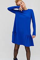 "Платье ""GLEM"" синий осень"