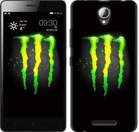 """Чехол на Lenovo A5000 Monster energy """"821c-119-328"""""""