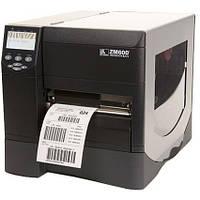 Промышленный термопринтер печати этикеток Zebra ZM600, фото 1