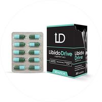 Libido Drive капсулы для повышения потенции, фото 1