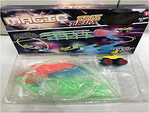 Канатный трек Magic Trix Trux  (1 машинка в комплекте) модель XL110, фото 3
