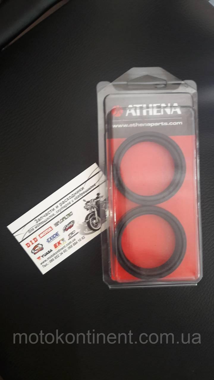 Сальники вилки 43x53,8x11,6(43x53,8x9,6/11,6) Athena P40FORK455193 Aprilia TUONO/Aprilia MANA,,,