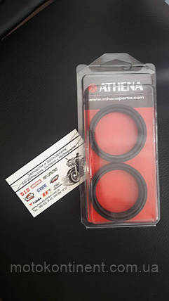 Сальники вилки 43x53,8x11,6(43x53,8x9,6/11,6) Athena P40FORK455193 Aprilia TUONO/Aprilia MANA,,,, фото 2