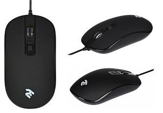 Мышь 2Е MF110 USB Black