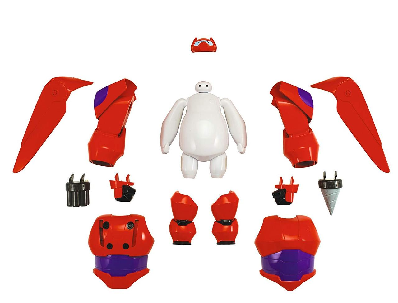 Набор Бэймакс в броне, Big Hero 6: The Series Baymax Armor-Up 2.0 Figure
