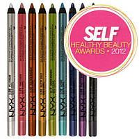 Водостойкий карандаш для глаз  - NYX Slide On Pencil