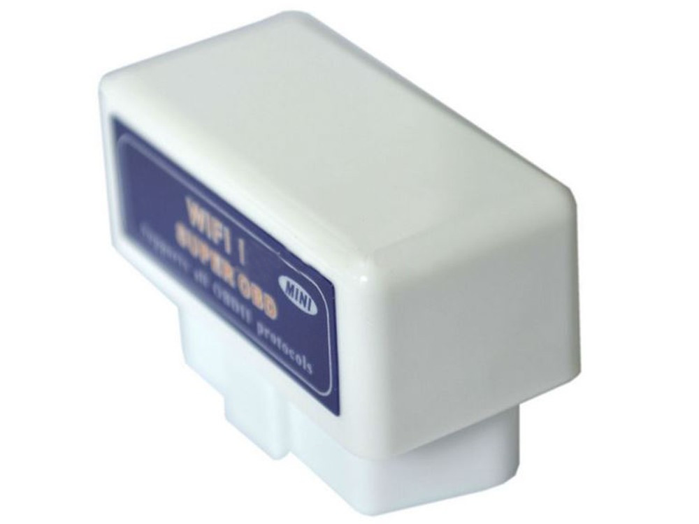 Автосканер Wifi ELM327 ElM 327 OBD 2    WiFi, фото 1