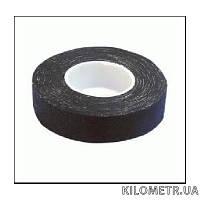 Изолента тканевая  7м чорна