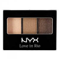 Палитра теней - NYX Love in Rio Eye Shadow Palette