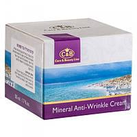 Увлажняющий минеральный крем против морщин Care & Beauty Line Anti-Wrinkle Cream