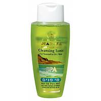 Тоник для нормальной и сухой кожи лица Care & Beauty Line Cleansing Tonic for Dry and Normal Skin