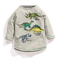 Кофта Dinos Jumping Beans 7 Серая, КОД: 263170