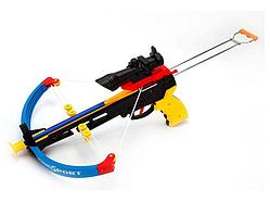 Арбалет детский спортивный Limo Toy с лазерным прицелом (intM 0010)