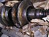 Ротор к Центробежному компрессору ЦК-135/8,1ступени,2 ступени
