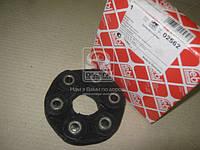 Муфта эластичная вала карданного BMW КПП (пр-во FEBI), 02562